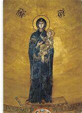 BR85934 torcelllo venezia basilica central apsis virgin postcard painting italy