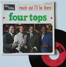 "Vinyle 45T Four Tops ""Reach out I'll be there"""