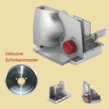 Ritter Allesschneider compact1 Duo Plus Brotschneidemaschine + Schinkenmesser