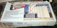 WALTHERS CORNERSTONE ADM Grain Elevator MODEL KIT 933-3022 HO Scale TORN BOX New