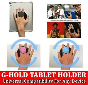 G-Hold Micro Suction Tablet Holder Rotates 360° For Tablet iPad e-Readers Kindle
