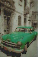 3 -D - Ansichtskarte: Oldtimer - Auto in New York, USA - Vintage Car