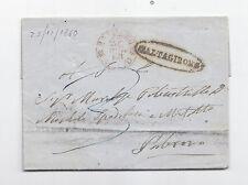 N539-SICILIA-PREF.CALTAGIRONE/PALERMO  1860