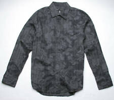 Hause of Howe Free Ride Woven Shirt (M) Fade to Black