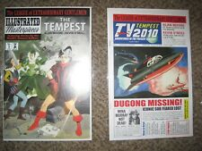 League Of Extraordinary Gentlemen Tempest 1 & 2 - Alan Moore - Near Mint