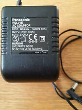Panasonic AC Adapter Charger PQLV219E ORIGINAL - Many KX-TG cordless phone sets
