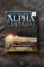 Sid Meier's Alpha Centauri PC -SEALED-