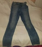 Womens H&M  slim high waist jeans size 10 new with tags!!