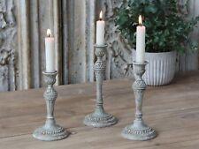 Chic Antique Kerzenleuchter Kerzenhalter klein Shabby Vintage Landhaus