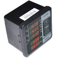 GV57 Three-phase Generator Digital Multi-functional Meter Current&Voltage Test