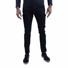 DIESEL SPENDER NE 0673M Mens Denim Jeans Slim Fit Skinny Sweat Jogg Jeans Indigo