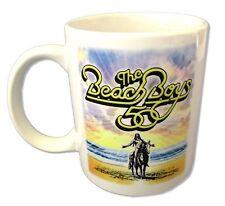 Beach Boys 50Th Anniversary Tour White Coffee Mug Cup New Official Merch