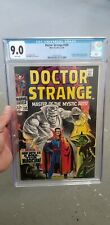Doctor Strange 169 CGC - 9.0 White Pages - 1st Dr. Strange In Own Title