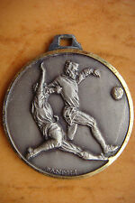 Rare Italy Sport 1St Day Of The Tree 1993 Football Bandoli D.M. Medal