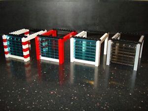 Lego x1 Garage/City Overhead Shutters/Roller Door System!