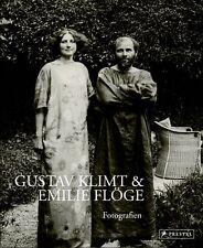 Fachbuch Gustav Klimt und Emilie Flöge, Fotografien des Künstlerpaars, NEU
