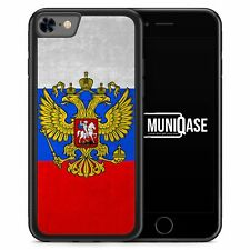 iPhone 7 Hülle SILIKON Case Russland Russia Rossiya Cover Schale