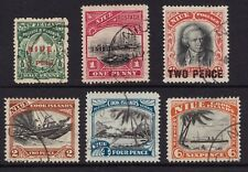 Niue (Cook Is) fine used selection of pictorials
