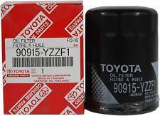OEM TOYOTA OIL FILTER  90915-YZZF1