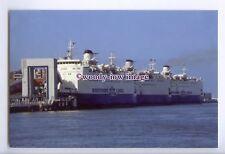 SIM0178 - Belgian Ferries - Prins Albert , Wisteria & Princesse Christine