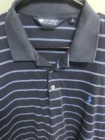 🏇🧔👔Men's Ralph Lauren Golf Polo Short Sleeve Polo Shirt Size XL Striped🏇🧔👔