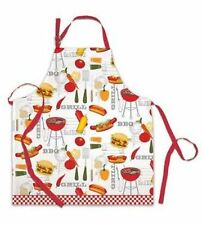 "Michel Design Works ""Barbecue"" Apron excellent quality"