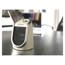 Ventilador Calefactor Cerámico personal Cargador USB DDF250 Ventilador Calefactor