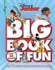 Disney Junior Big Book of Fun, 1474803032, New Book