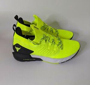 Under Armour Men's UA Project Rock 3 Training Shoes 3023004 306 Size 11