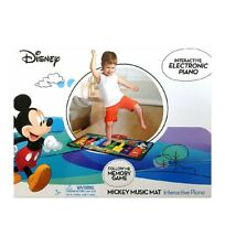 Mickey Mouse Club House Piano Music Mat Mickey