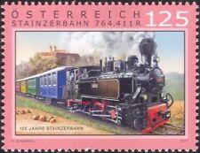 Austria 2017 Trains/Steam Engine/Locomotive/Railways/Rail/Transport 1v (at1283)
