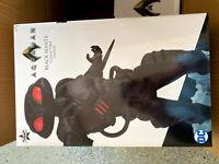 AQUAMAN MOVIE BLACK MANTA 1/9 SCALE POLYSTONE STATUE Icon Heroes