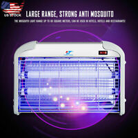 20W Electric Mosquito Killer Bug Zapper Pest Control Fly Pest Control US Stock