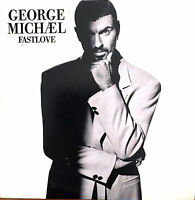 George Michael CD Single Fastlove Part I - Europe (VG+/VG+)