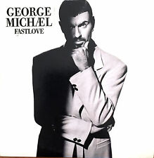 George Michael CD Single Fastlove Part I - Europe (VG+/VG+)