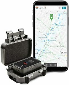Spytec GPS M2 Waterproof Magnetic Case and GL300 Personal Portable Real-Time...