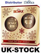 L BIOTICA BIOVAX ARGAN, MACADAMIA, COCONUT SHAMPOO 200ML+ 200ML BB CONDITIONER