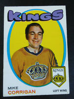 Mike Corrigan-1971/72 Opee-chee Hockey-excellent/5-no.157-Kings