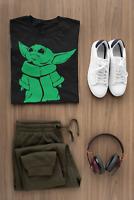 Baby Yoda T-shirt Funny
