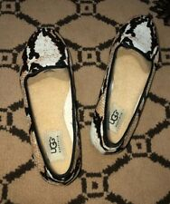 Splendido design Rettile UGG Pantofole, UK taglia 4.5,