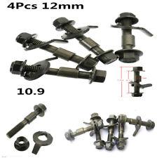 10.9 Eccentric 4PCS Four Wheel Alignment Camber Bolt  Screw 12mm For Car Repair