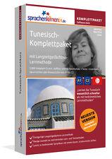 TUNESISCH-lernen von A bis Z - Sprachkurs-Komplett-DVD plus Smartphone-Version