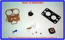 ALFASUD, quadro Verde-Sprint, Weber 32 dir/datra Rep. KIT