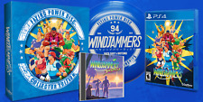 Sony PlayStation 4 - Windjammers Collector Edition Limited Run #92 [NEUF]