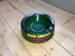 John Smith Yorkshire bitter pub ashtray