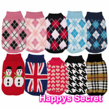 Unbranded Acrylic Jumpers for Dogs