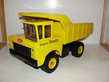 1967 MIGHTY TONKA DUMP TRUCK PRESSED STEEL BEAUTIUFUL CONDITION