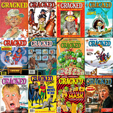 Cracked Magazine The Real