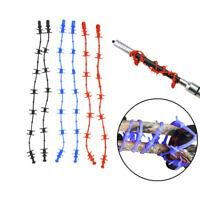 6pcs Compound Bow Stabilizer Limb Riser Damper Silencer Shock Absorber Archery