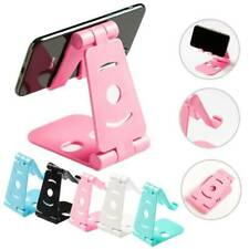 Universal Cell Phone Holder Adjustable Stand Folding Dual Foldable Playstand